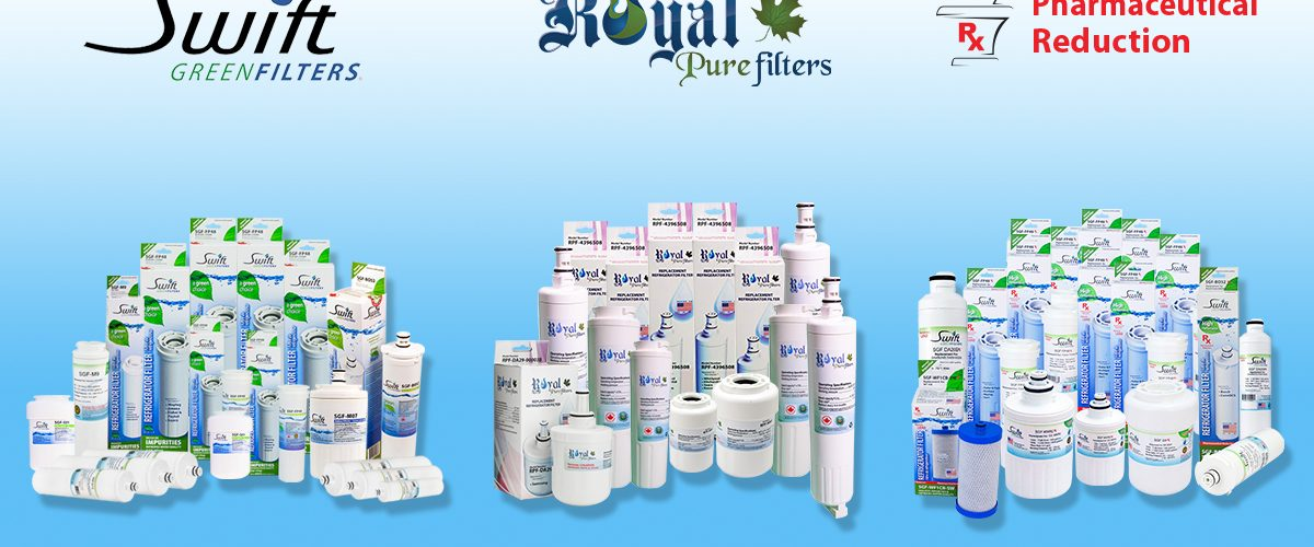 Refrigerator Water Filters Provides by Swift Green Filters