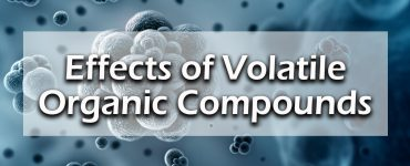 Volatile Organic Compounds List Contains
