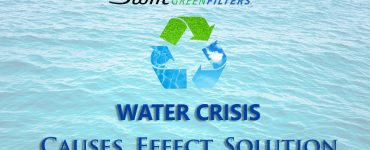 Water Crisis Causes