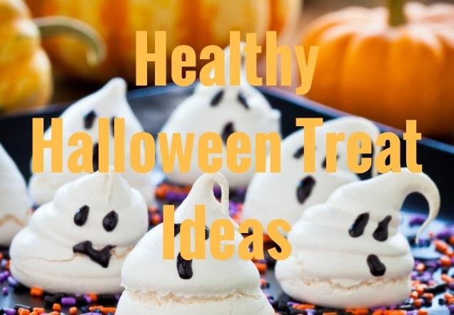 Healthy Halloween treat and tips