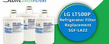 LG LT500P Refrigerator Filter Replacement SGF-LA22